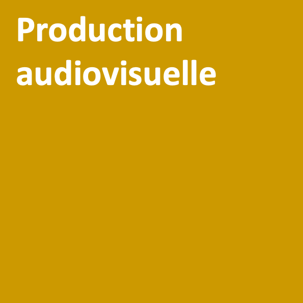 Titre production audiovisuelle